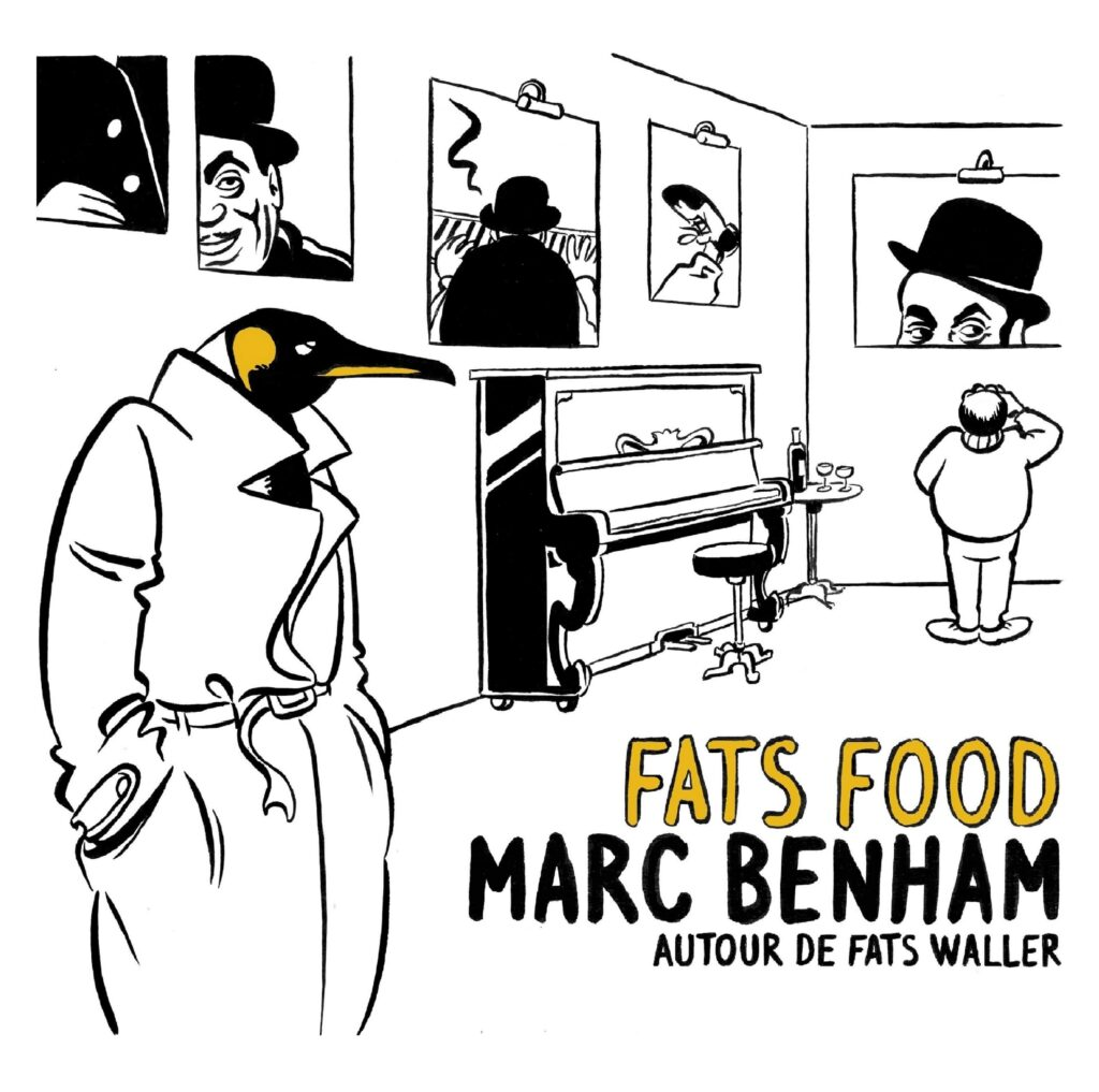 Marc Benham Fats Food